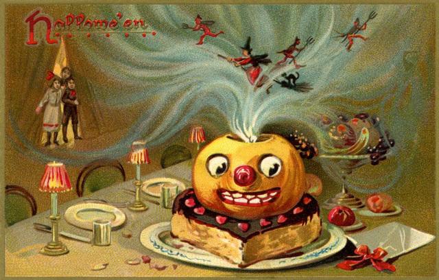 Happy Surreal Halloween