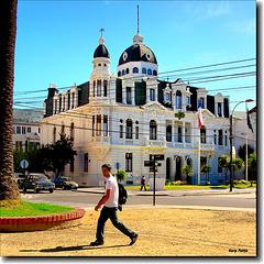 Palacio Polanco - Valparaíso