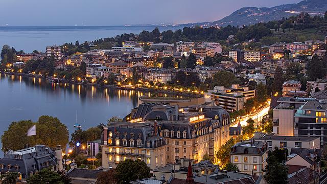 191001 Montreux nuit