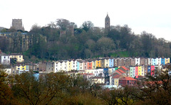 Bristol- View from Ashton Court