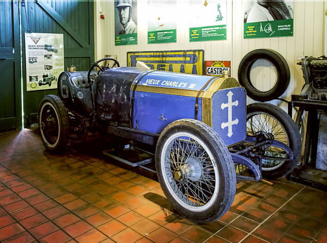 1912 Lorraine Dietrich 15 Litre GP