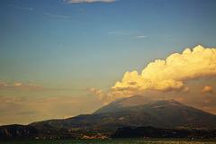 Monte Baldo - un volcano?