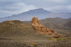 Subashi Ruinen, Provinz Xinjiang China