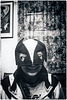 Masked girl / Chica enmascarada