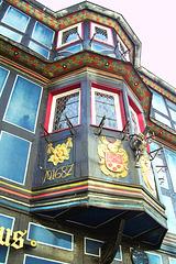 DE - Adenau - Blaues Haus