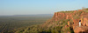 Namibia, View of the Savannah from the Top of the Waterberg Plateau