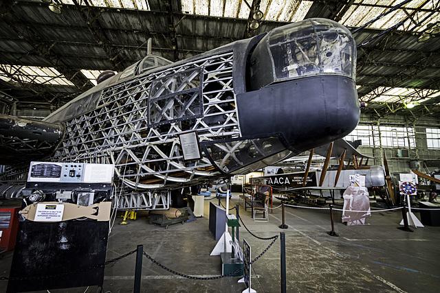 Wellington Bomber 'R' for Robert