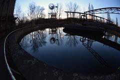 Fischaugen Teich