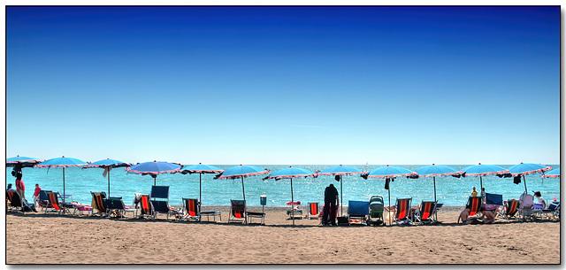 Memories of Tuscany: Marina di Cecina