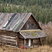 Old home on the Gold Rush Trail.