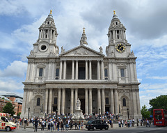 London, St Paul's Cathedral