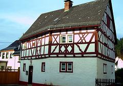 DE - Adenau - House at Buttermarkt