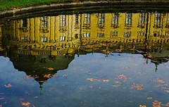 Herbst im Hofgarten