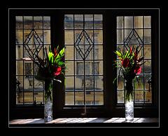 """At My Window"""
