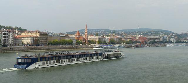 APT AmaReina in Budapest - 2 September 2018