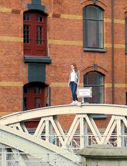 Brücke mit Aussicht