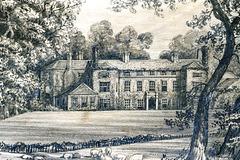 Earlham Hall, Norfolk