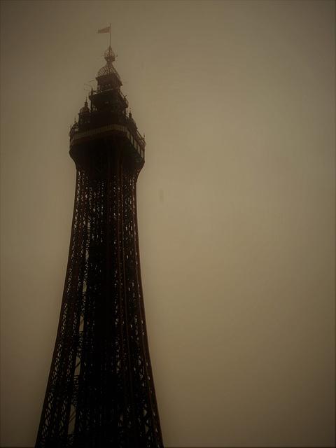 Blackpool - The Paris of Lancashire?