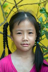 Little worshipper girl Hoa