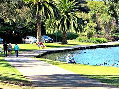 Lake Walkway.