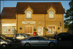 Enstone Post Office store