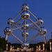 Atomium  Frontal