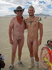Naked Pub Crawl - Burning Man 2016 (6916A)