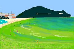 Gaeta: spiaggia di Serapo