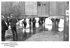 London - Ice Watch - Olafur Eliasson & Minik Rosing - 12.12.2018 -  0