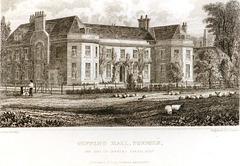 Gipping Hall, Suffolk