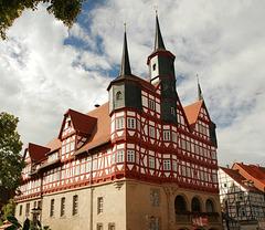 Rathaus in Duderstadt