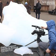 London - Ice Watch - Olafur Eliasson & Minik Rosing - 12.12.2018 -  b