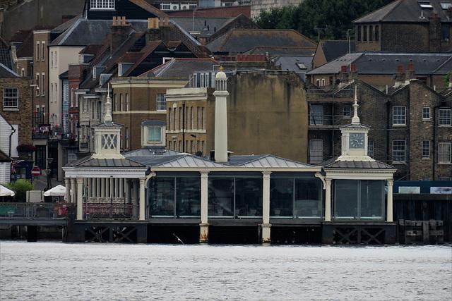 town pier, gravesend, kent