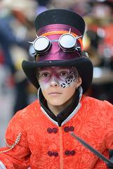 Au Carnaval d'Estavayer-le-Lac...