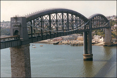 Brunel railway bridge