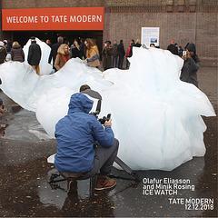 London - Ice Watch - Olafur Eliasson & Minik Rosing - 12.12.2018 - c