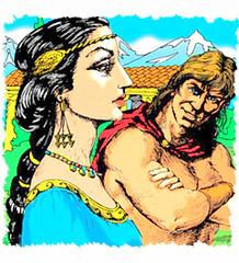 Malnovaj grekaj mitoj: Jazono kaj Medea