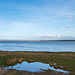 Looking across the River Dee to the Wirral Peninsula