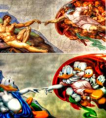 Die Schöpfung... The creation... La création... La creación... ©UdoSm