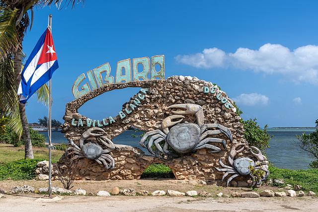 Bienvenidos a Gibara