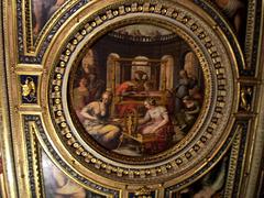 Ceiling of Eleonora di Toledo's room.