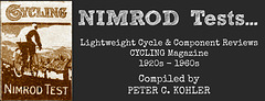 Cover for Nimrod Cycle Reviews