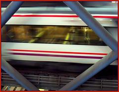 Through train.