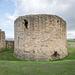 The Flint Castle donjon or great tower