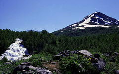 Mountain & Waterfall - Western Norway
