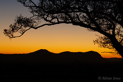Breidden Afterglow