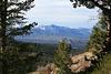 Off the Tahoe Rim trail.