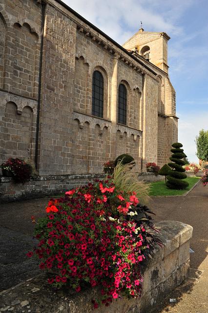Ancienne abbaye de Solignac - Haute-Vienne