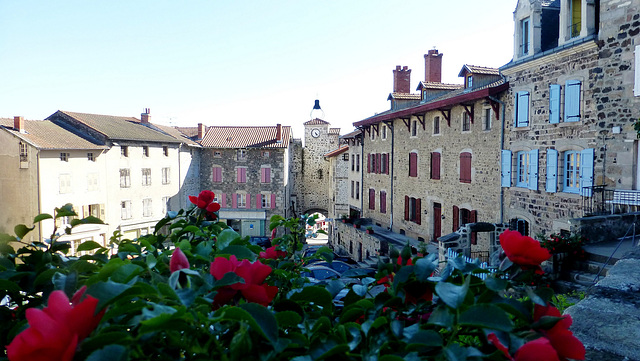 Allègre en Haute-Loire