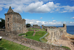 St. Andrews Castle - HFF and have a good weekend